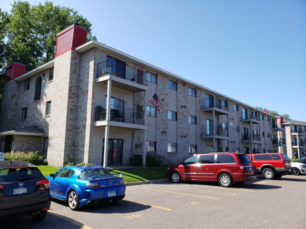apartment property appraised by Simonson Appraisals